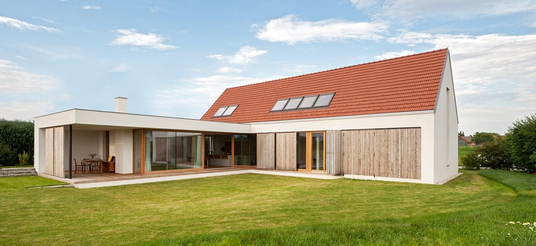 Die Form vom Dach: von steil bis flach