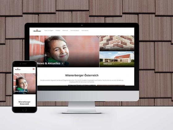 Eine komplett neue Website für Bauherren & Co